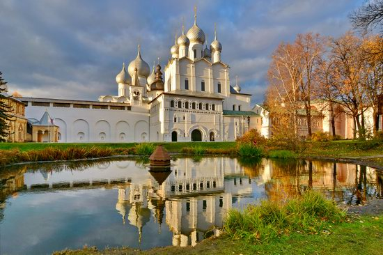 Architectural monuments of  Rostov the Great, Russia, photo 20
