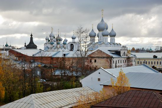 Architectural monuments of  Rostov the Great, Russia, photo 21