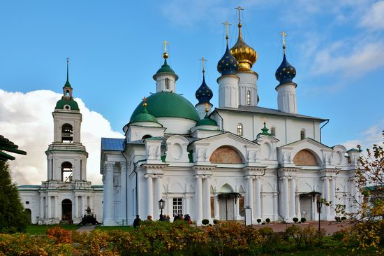 Architectural monuments of  Rostov the Great, Russia, photo 22