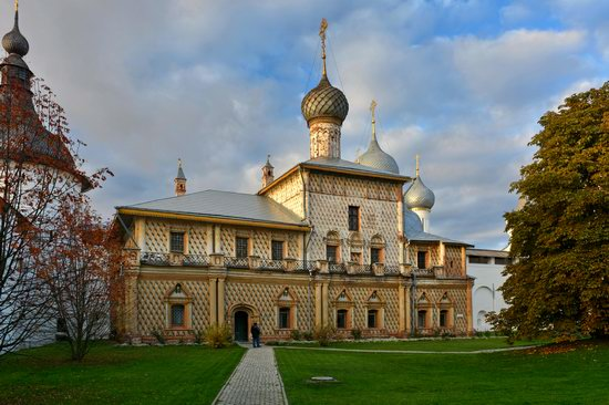Architectural monuments of  Rostov the Great, Russia, photo 25