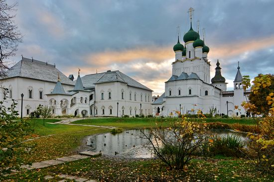Architectural monuments of  Rostov the Great, Russia, photo 26
