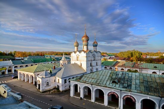 Architectural monuments of  Rostov the Great, Russia, photo 5