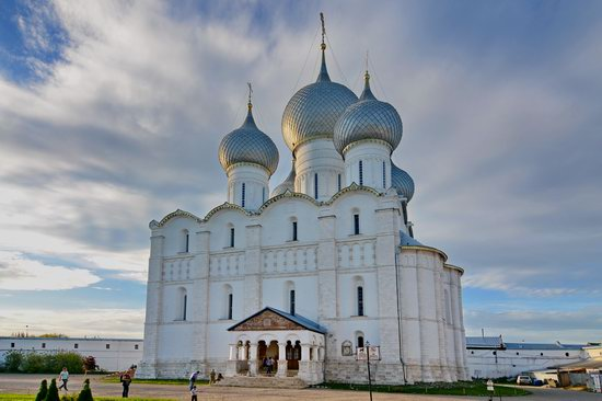 Architectural monuments of  Rostov the Great, Russia, photo 8