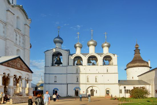 Architectural monuments of  Rostov the Great, Russia, photo 9