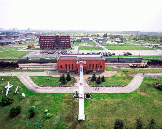 Equipment History Park, Tolyatti, Russia, photo 19