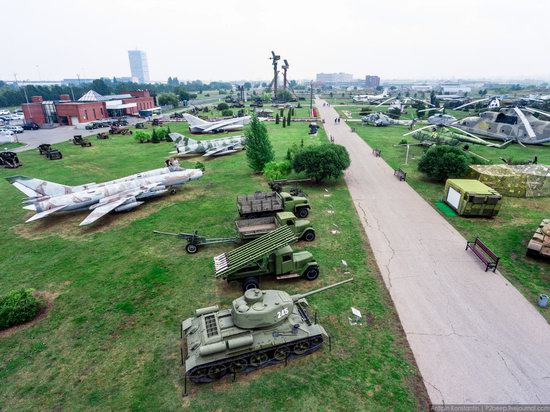 Equipment History Park, Tolyatti, Russia, photo 2