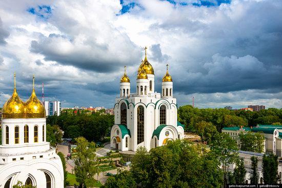 Kaliningrad from above, Russia, photo 11