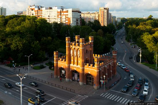 Kaliningrad from above, Russia, photo 12