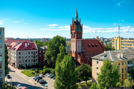Kaliningrad from above, Russia, photo 16
