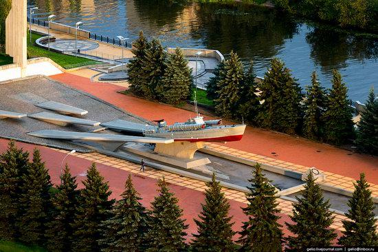 Kaliningrad from above, Russia, photo 21