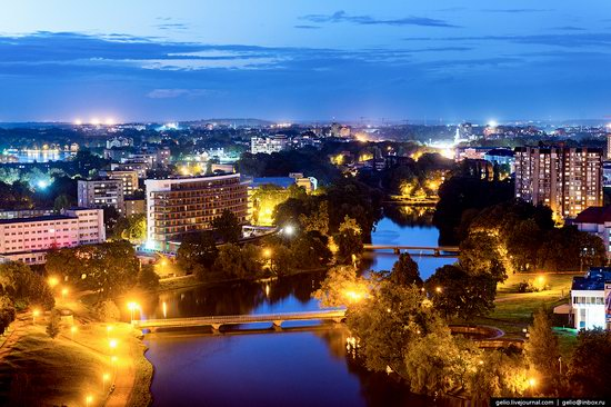 Kaliningrad from above, Russia, photo 23