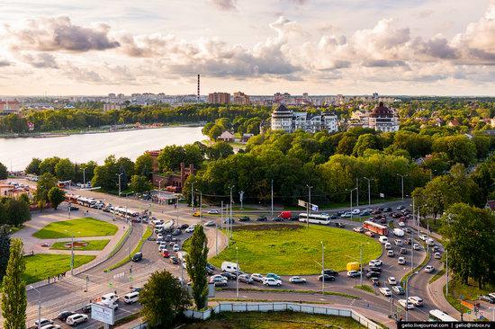 Kaliningrad from above, Russia, photo 24