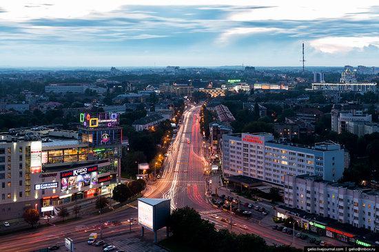 Kaliningrad from above, Russia, photo 27