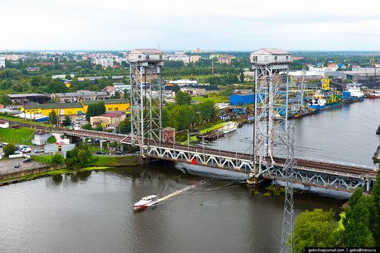 Kaliningrad from above, Russia, photo 28