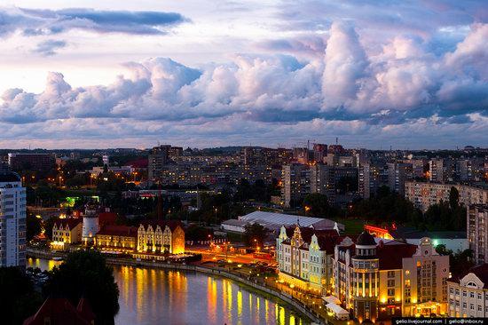 Kaliningrad from above, Russia, photo 30