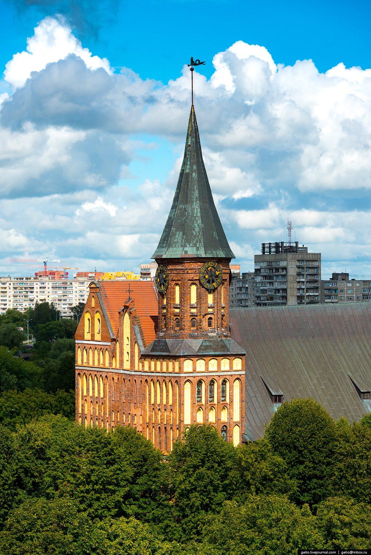 Kaliningrad  U2013 The View From Above  U00b7 Russia Travel Blog
