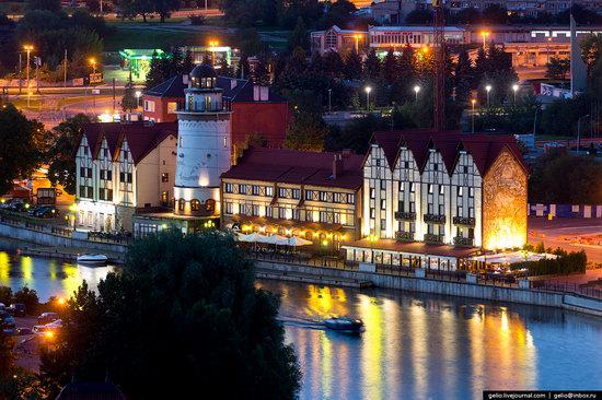 Kaliningrad from above, Russia, photo 7