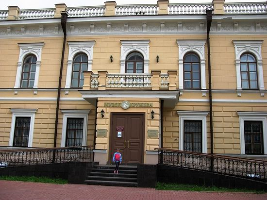 Lace Museum, Vologda, Russia, photo 1