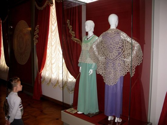 Lace Museum, Vologda, Russia, photo 12