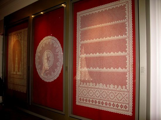 Lace Museum, Vologda, Russia, photo 13