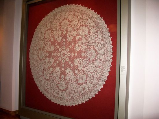 Lace Museum, Vologda, Russia, photo 14