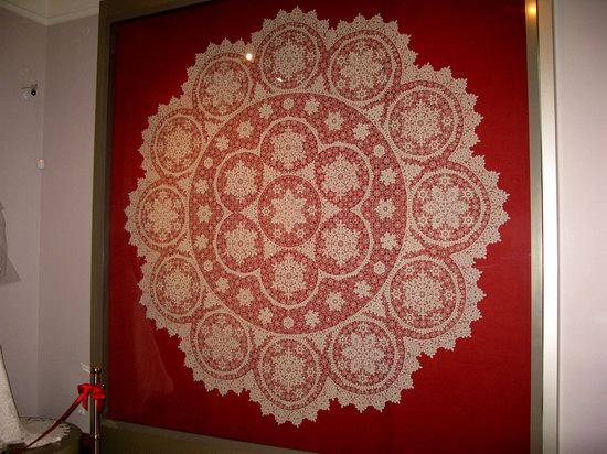 Lace Museum, Vologda, Russia, photo 16
