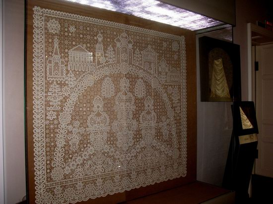 Lace Museum, Vologda, Russia, photo 17