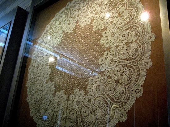 Lace Museum, Vologda, Russia, photo 18