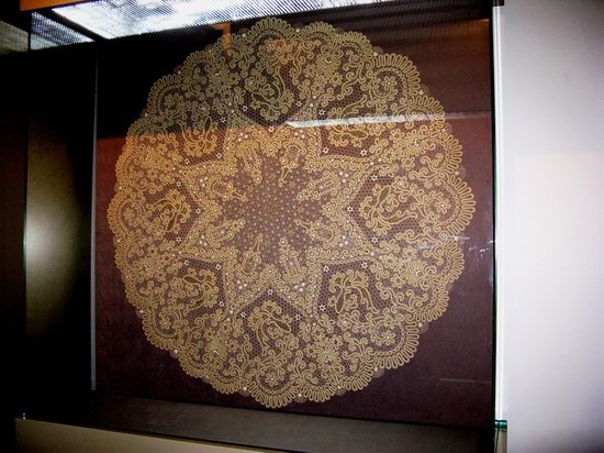 Lace Museum, Vologda, Russia, photo 22