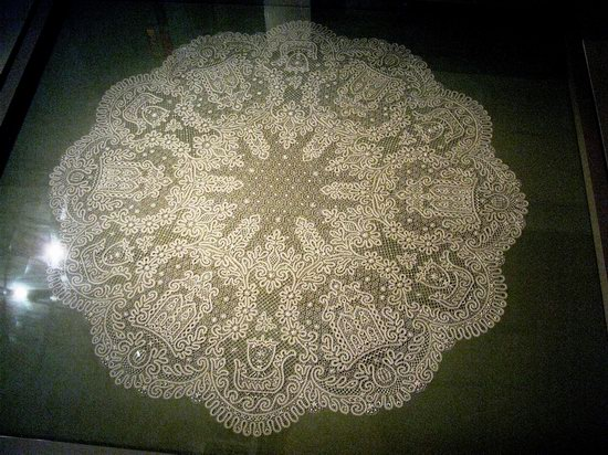 Lace Museum, Vologda, Russia, photo 24