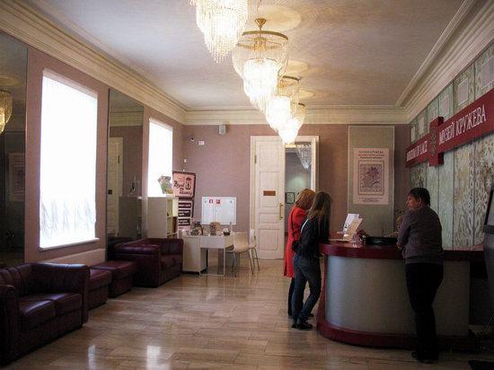 Lace Museum, Vologda, Russia, photo 25