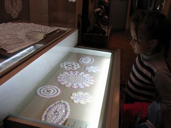 Lace Museum, Vologda, Russia, photo 4