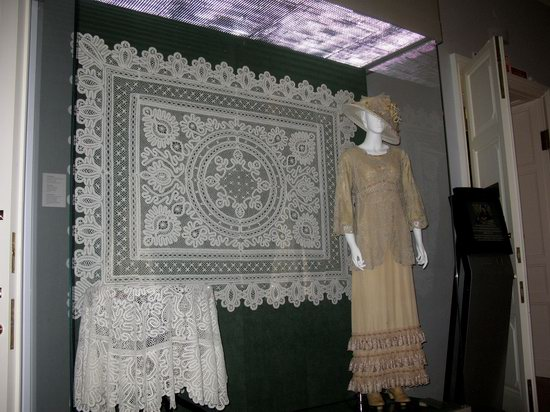 Lace Museum, Vologda, Russia, photo 8