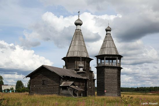 Church of St. John Chrysostom, Saunino, Russia, photo 1