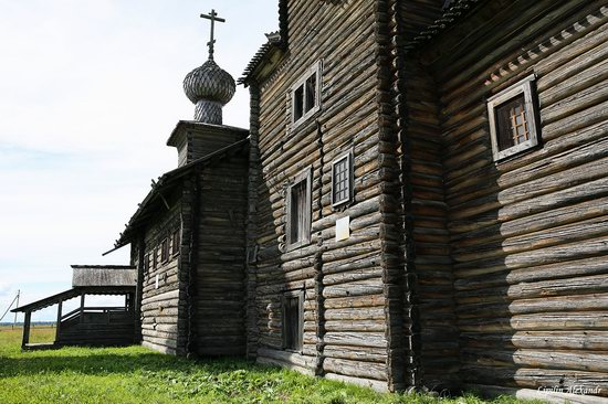 Church of St. John Chrysostom, Saunino, Russia, photo 10