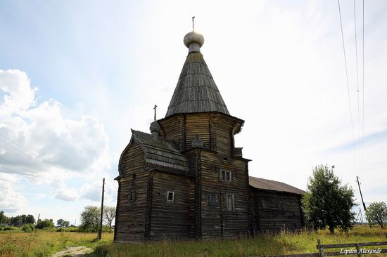 Church of St. John Chrysostom, Saunino, Russia, photo 11