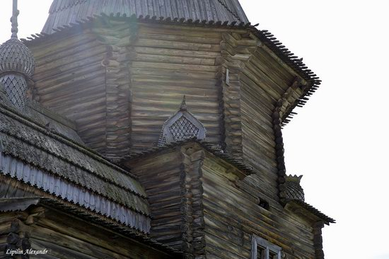 Church of St. John Chrysostom, Saunino, Russia, photo 13