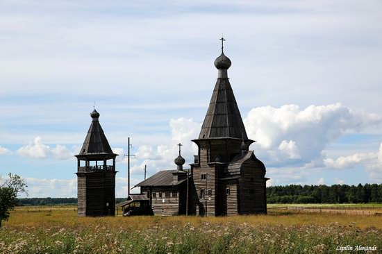 Church of St. John Chrysostom, Saunino, Russia, photo 14