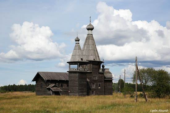 Church of St. John Chrysostom, Saunino, Russia, photo 2
