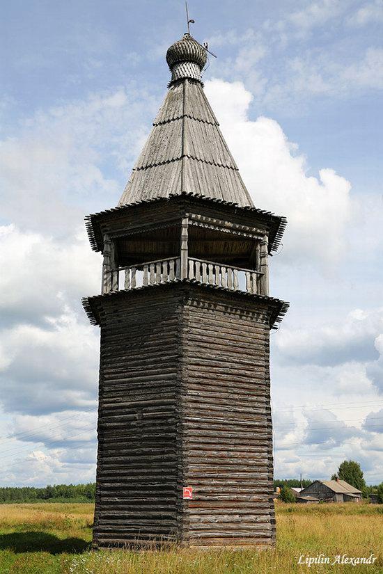 Church of St. John Chrysostom, Saunino, Russia, photo 3