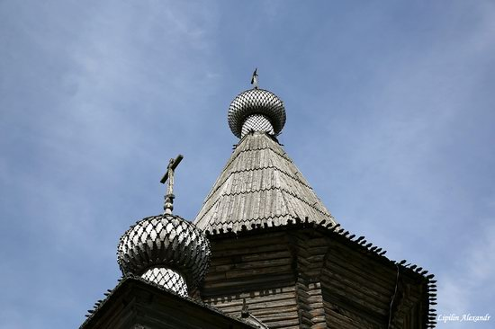 Church of St. John Chrysostom, Saunino, Russia, photo 5