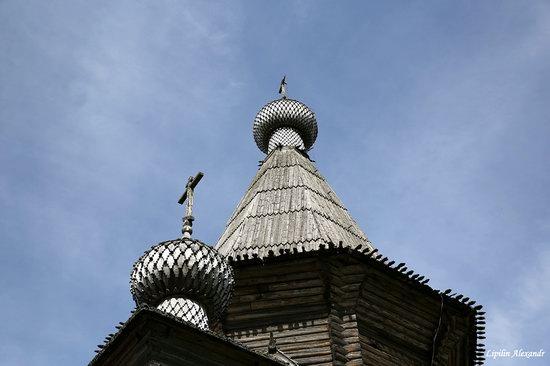 Church of St. John Chrysostom, Saunino, Russia, photo 5