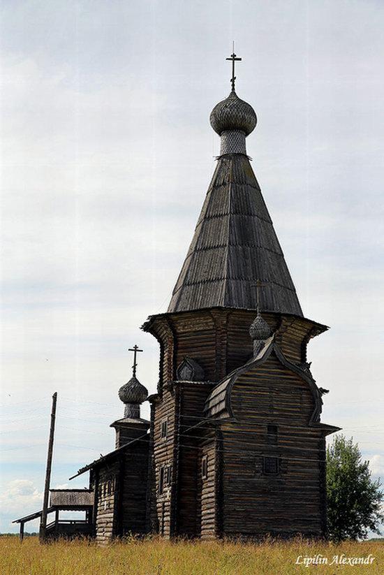 Church of St. John Chrysostom, Saunino, Russia, photo 6
