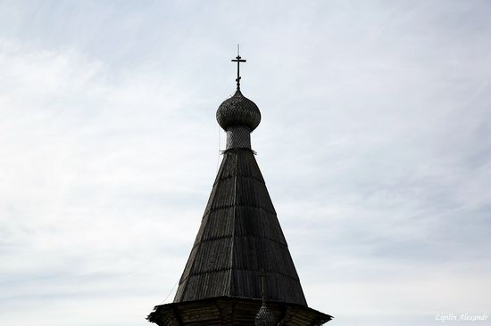 Church of St. John Chrysostom, Saunino, Russia, photo 7