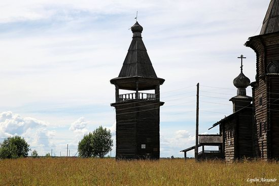 Church of St. John Chrysostom, Saunino, Russia, photo 8