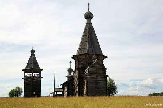 Church of St. John Chrysostom, Saunino, Russia, photo 9