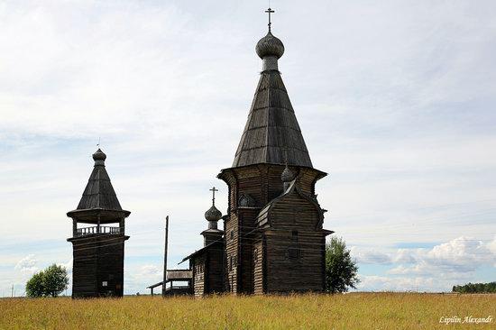 Church of St. John Chrysostom, Saunino, Russia, photo 9