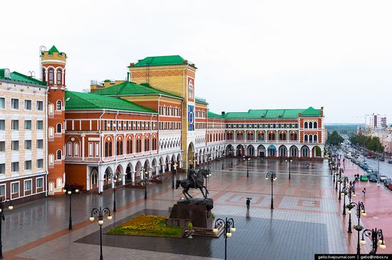 Yoshkar-Ola city, Russia, photo 11