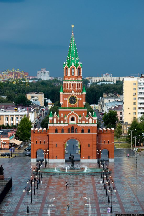 Yoshkar-Ola city, Russia, photo 6