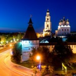 Astrakhan – the view from above